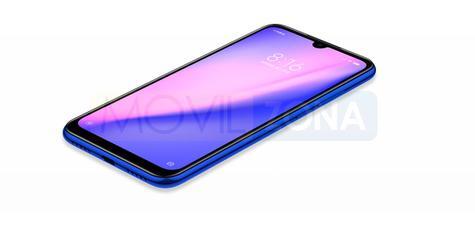 Xiaomi Redmi Note 7 azul