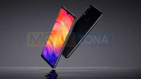 Xiaomi Redmi Note 7 negro