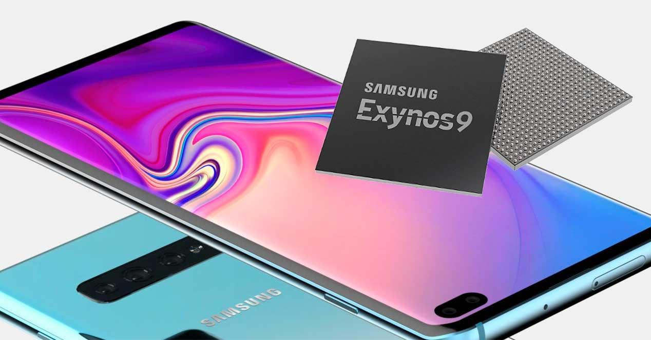 Rendimiento delSamsung Galaxy S10 con Exynos 9820