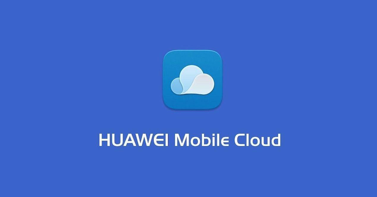 mobile cloud huawei