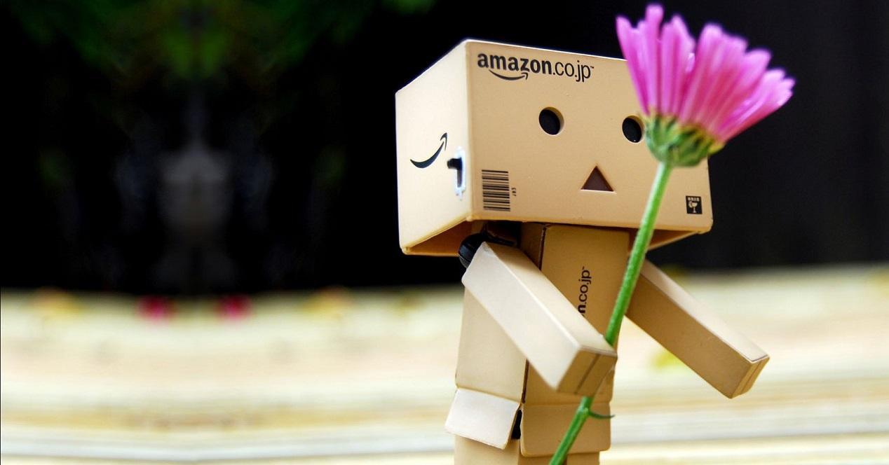 Amazon San Valentín