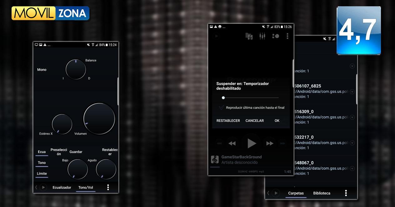 Aplicación Poweramp