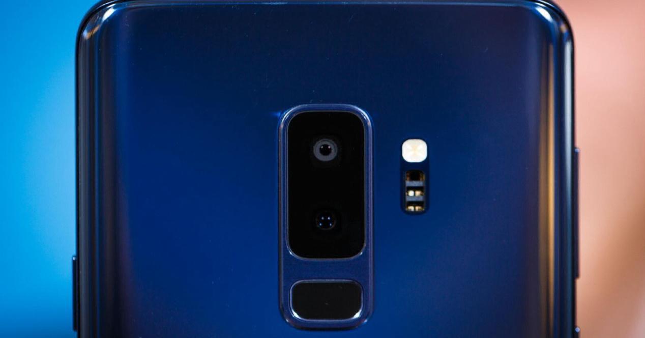 Camara Samsung-Galaxy-S9