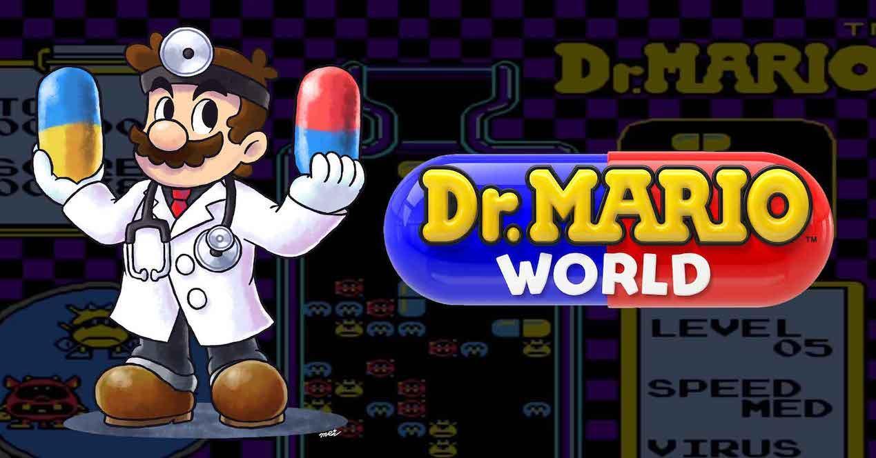 DR Mario Wolrd