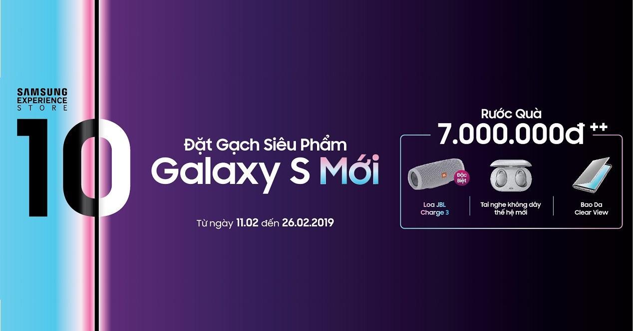 Galaxy S10 regalos vietnam