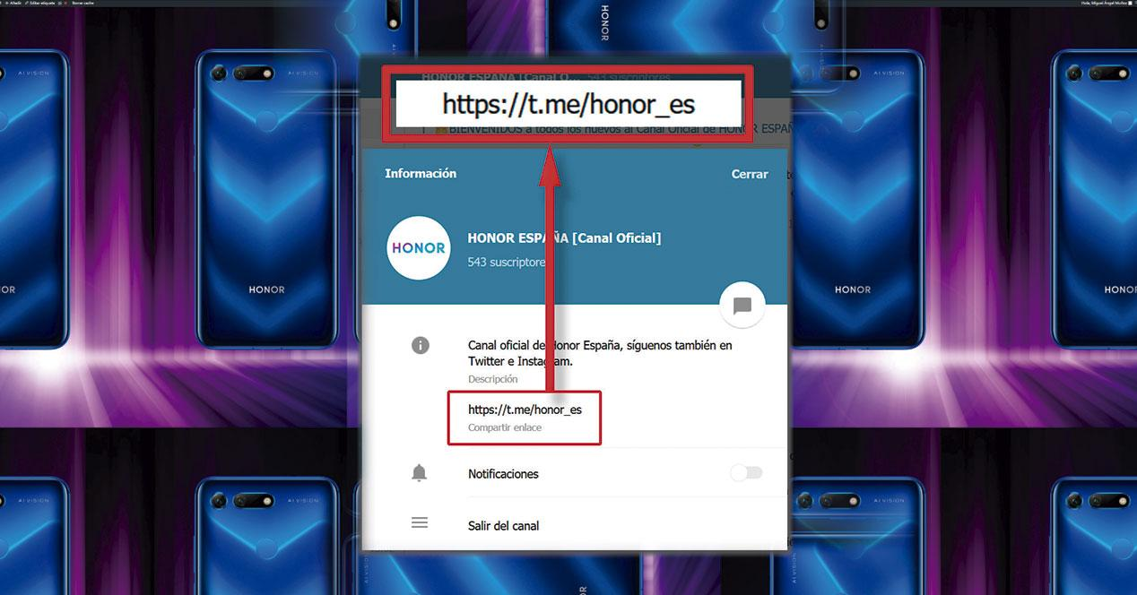 Honor-Telegram-Apertura