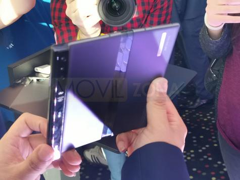 Huawei Mate X carcasa