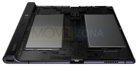 Huawei Mate X bateria