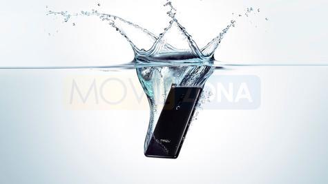 Meize Zero agua