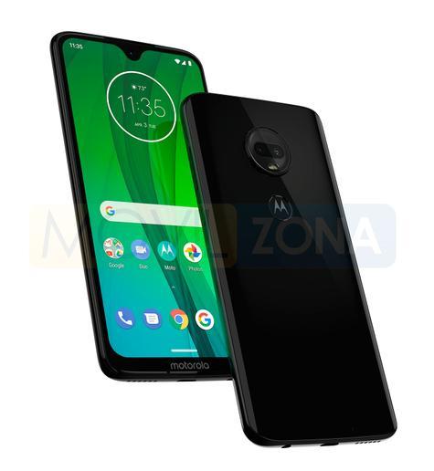 Motorola G7 negro