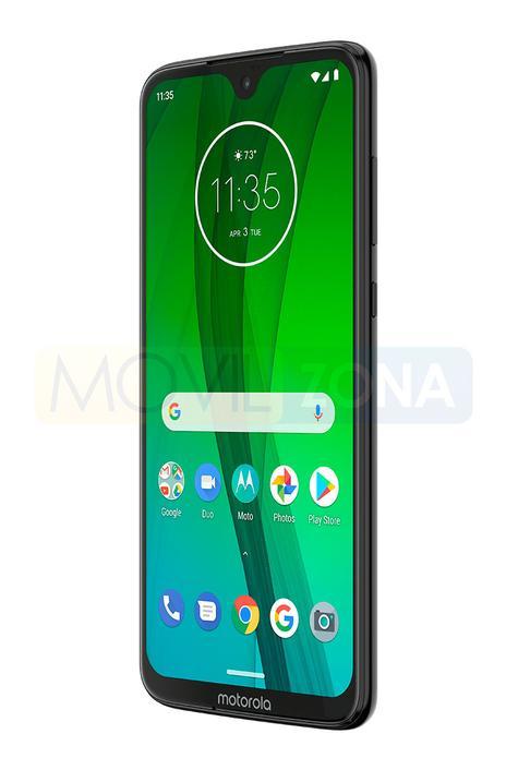 Motorola G7 lateral