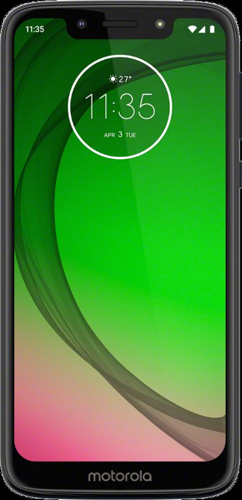 Motorola Moto G7 Play frontal