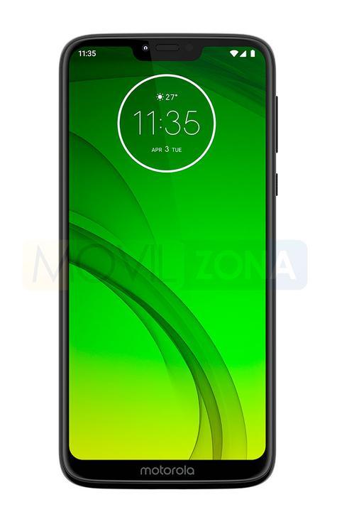 Motorola Moto G7 Power frontal