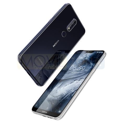 Nokia 6.1 Plus blanco