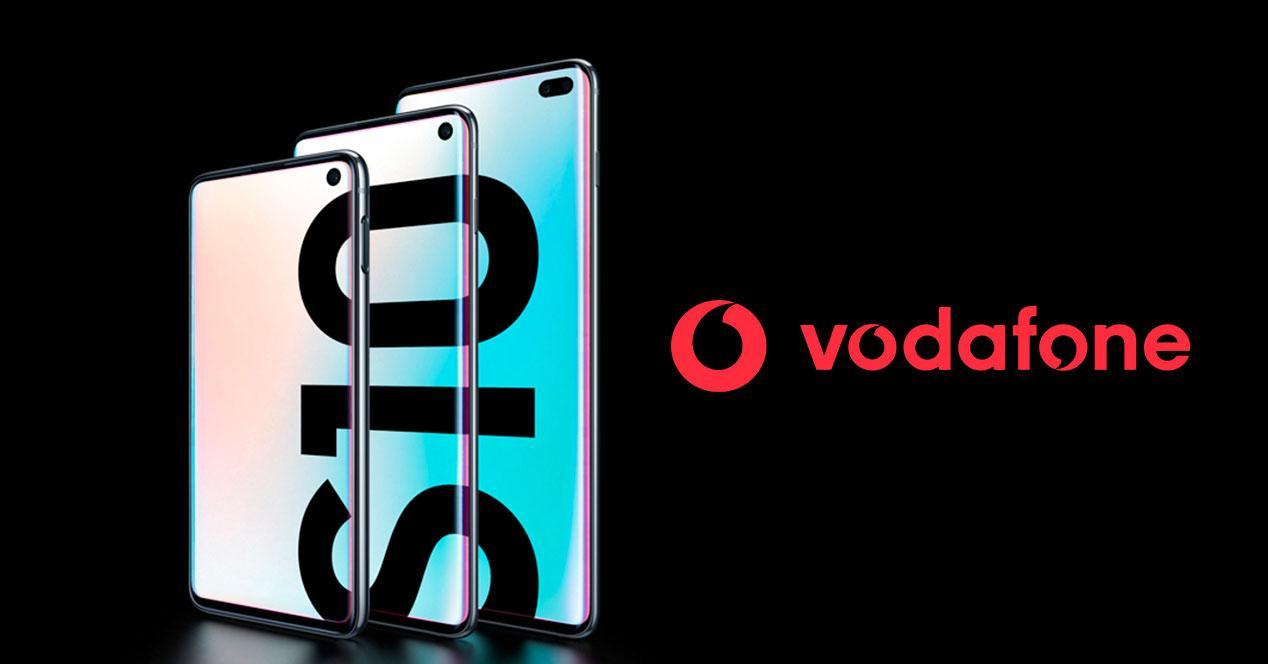 Galaxy S10 Vodafone