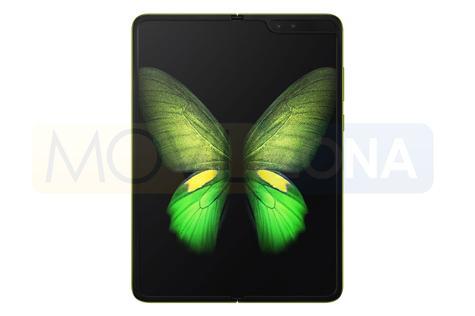 Samsung Galaxy Fold mariposa