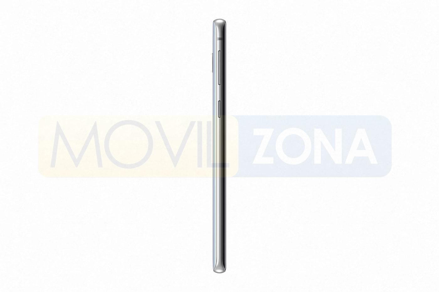 Samsung Galaxy S10 teclas laterales