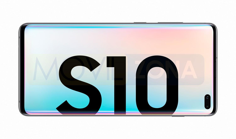 Samsung Galaxy S10 Plus Logotipo
