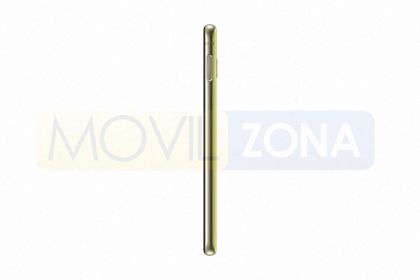 Samsung Galaxy S10e lateral