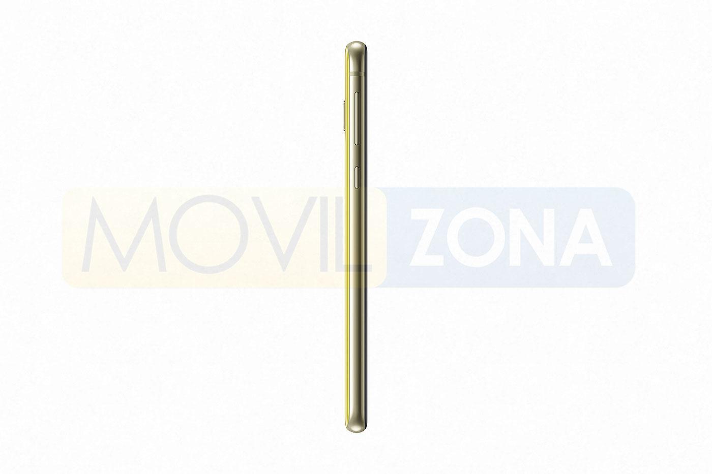 Samsung Galaxy S10e perfil