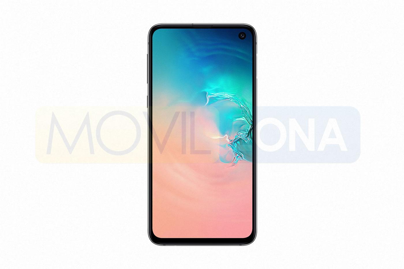 Samsung Galaxy S10e frontal color