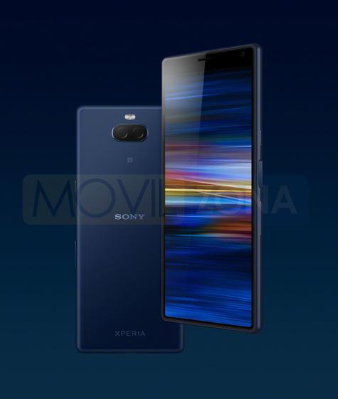 Sony Xperia 10 negro