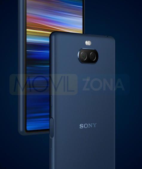 Sony Xperia 10 doble cámara