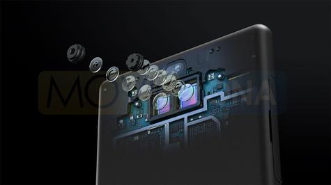 Sony Xperia X10 Plus doble cámara