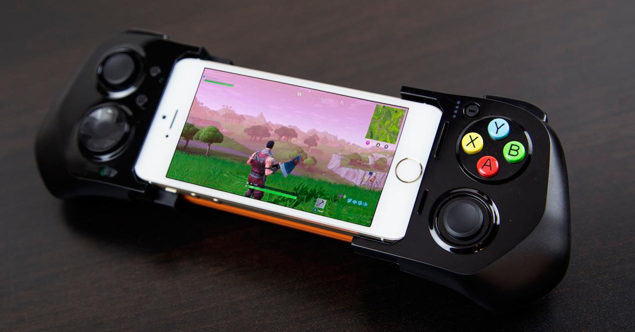 Xbox Mando móviles