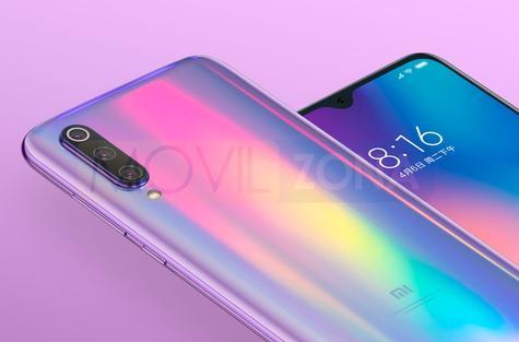 Xiaomi Mi 9 rosa