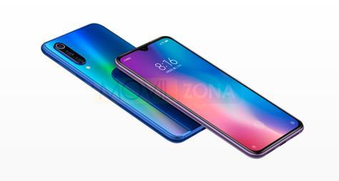 Xiaomi Mi 9 SE azul
