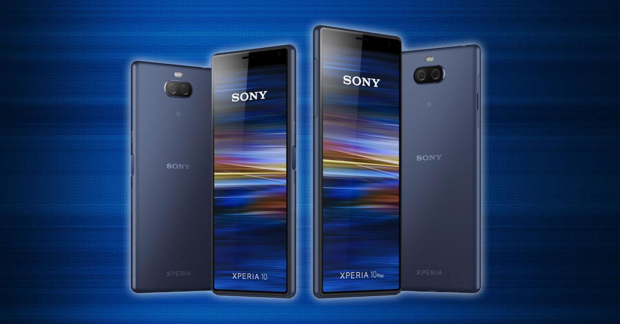Sony Xperia L10 y L10 Plus