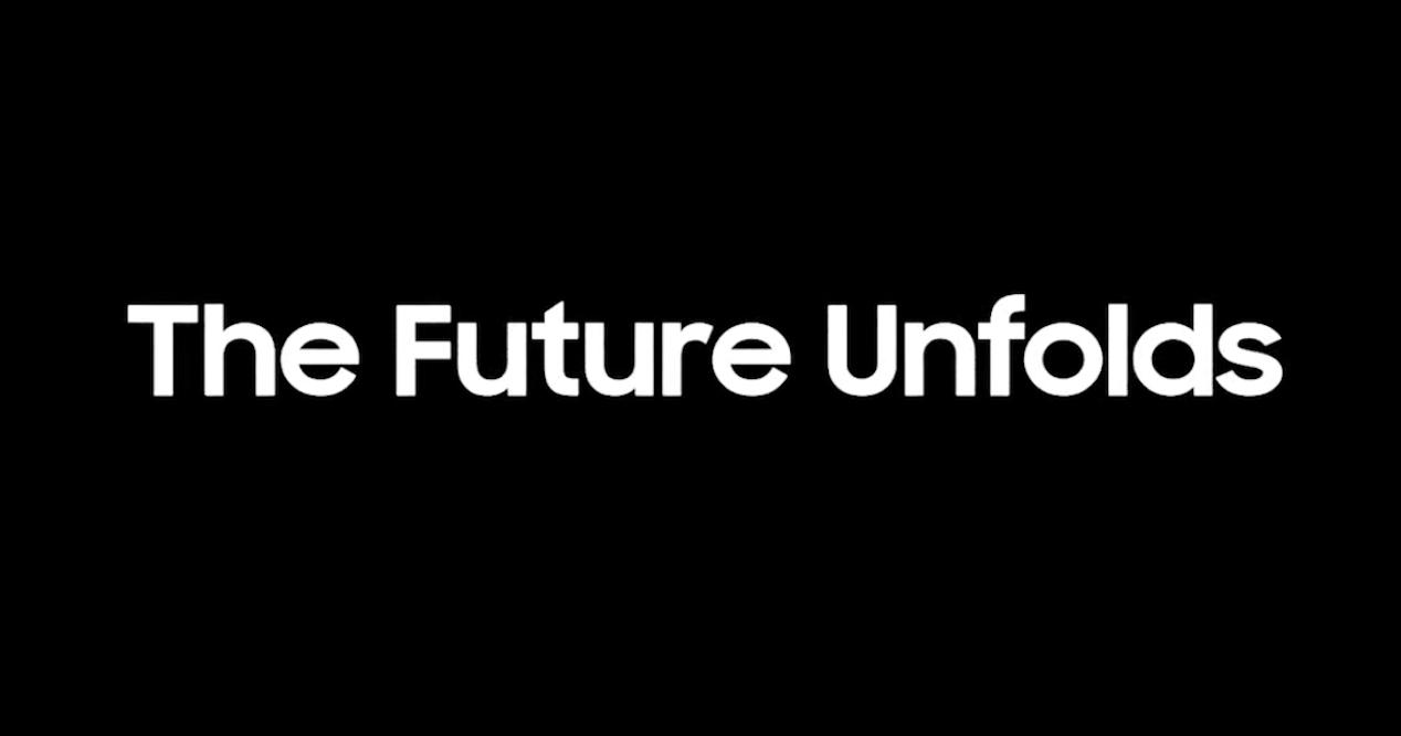 future unfolds