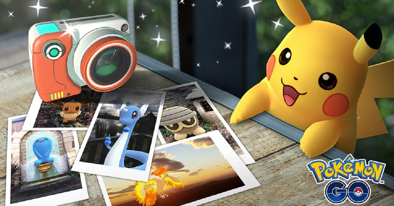 Pokémon Go fotos