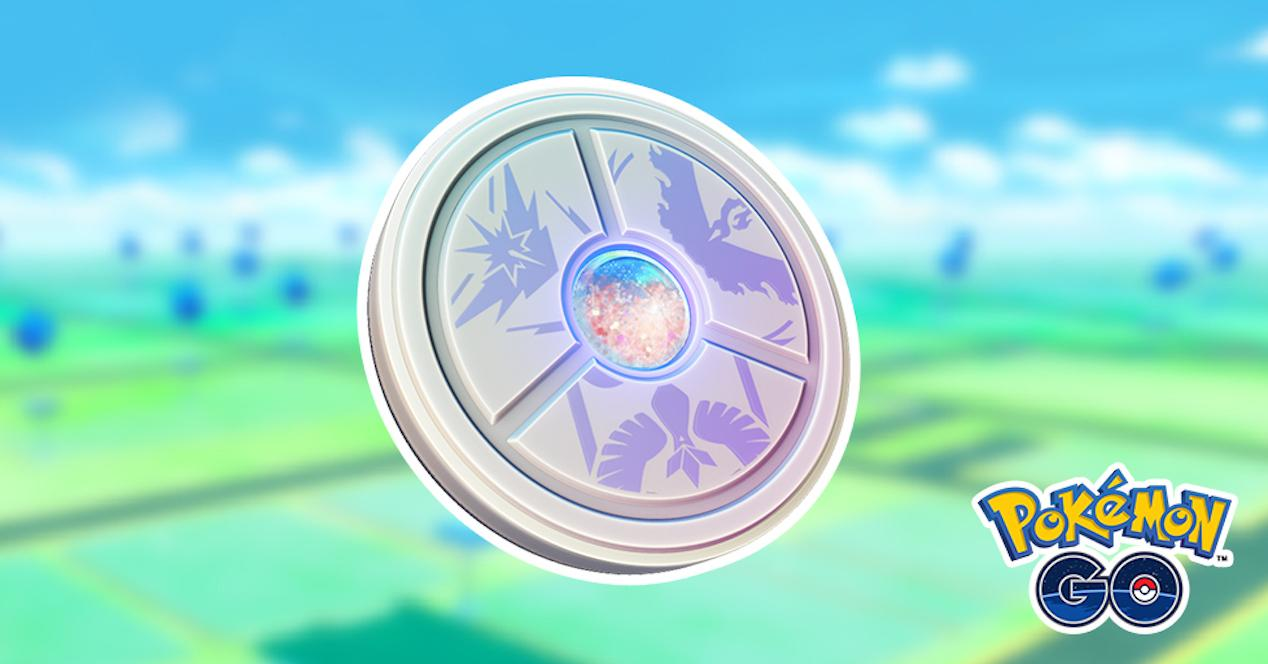 medallon pokemon