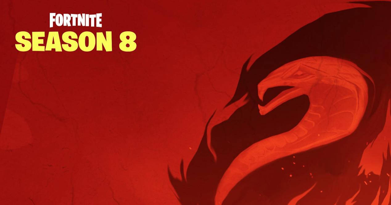 Temporada 8 de Fortnite