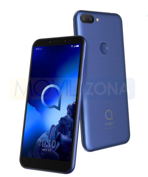 Alcatel 1S azul