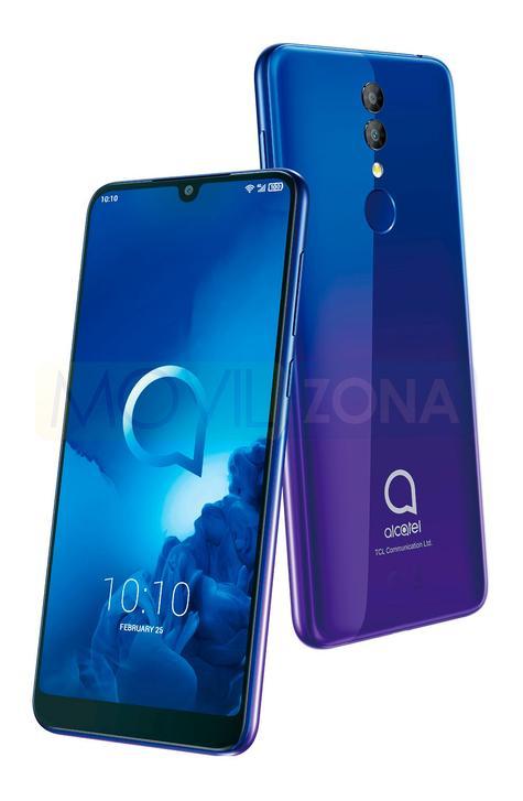 Alcatel 3 Android