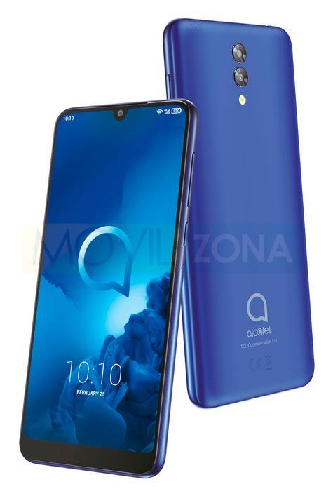 Alcatel 3L Android
