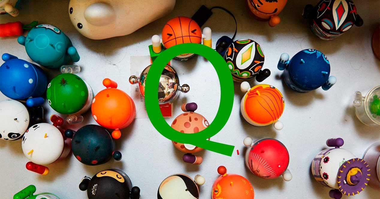 beta de Android Q