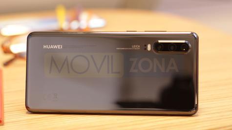 Huawei P30 doble cámara