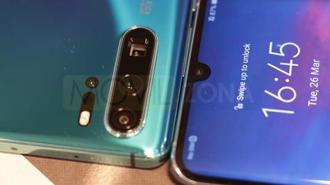 Huawei P30 Pro cámara IA