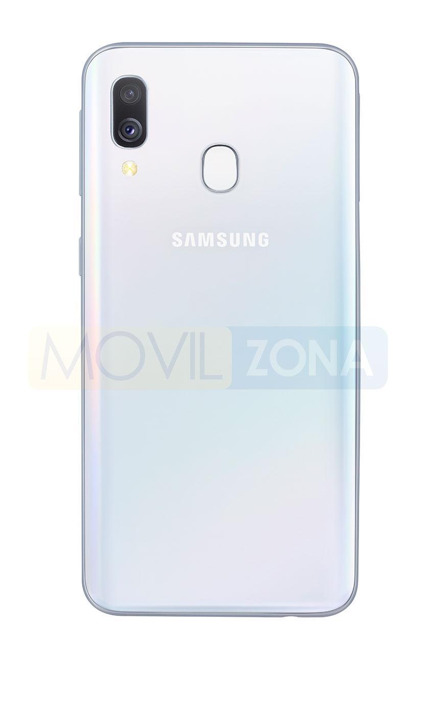 Samsung Galaxy A40 blanco o gris
