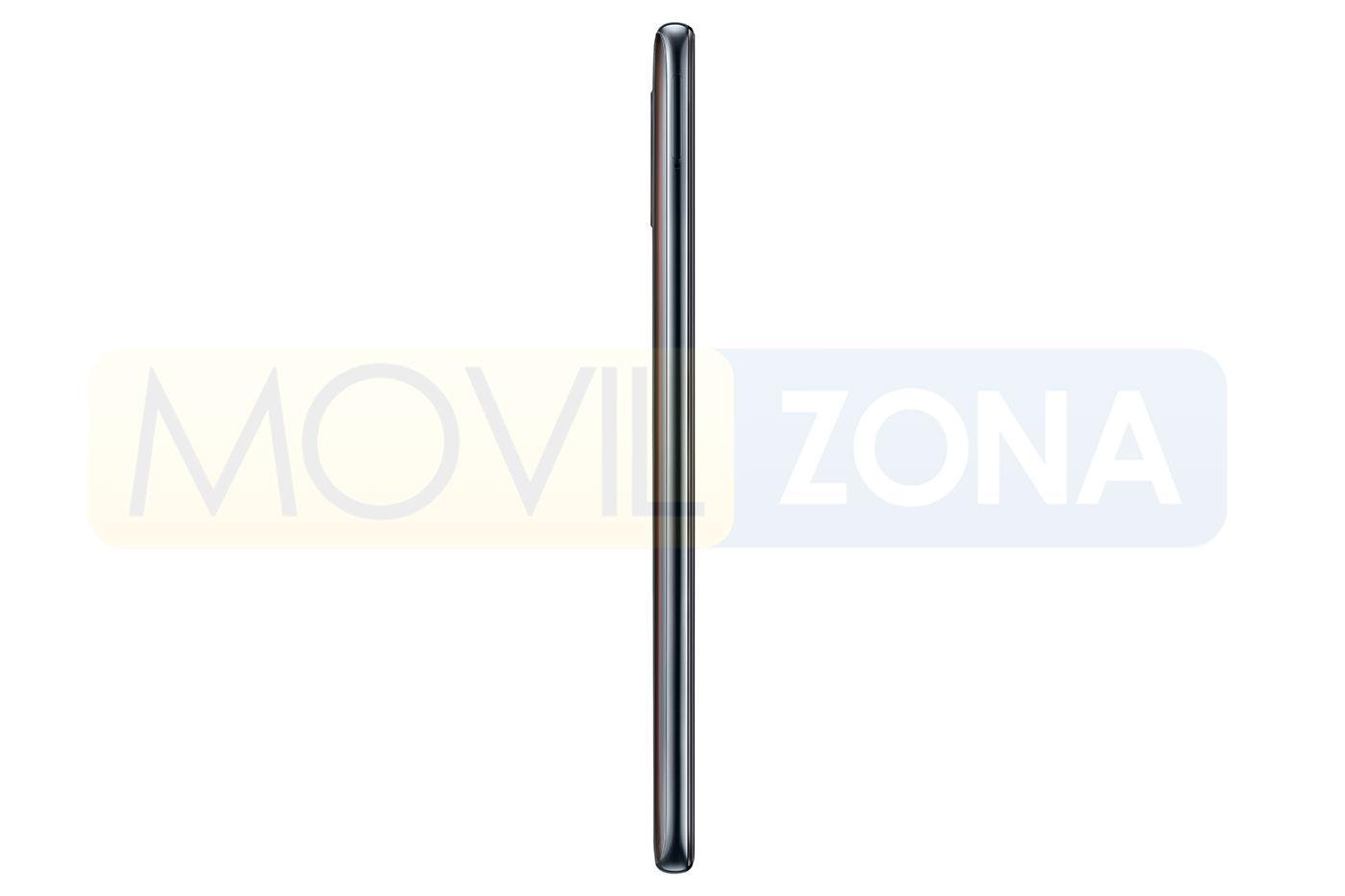 Samsung Galaxy A70 perfil