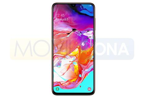 Samsung Galaxy A70 Android