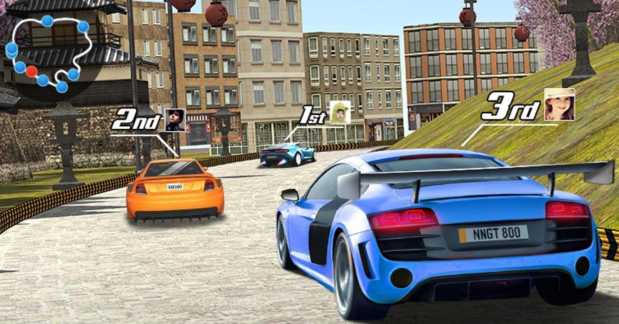 Street Racing 3D portada
