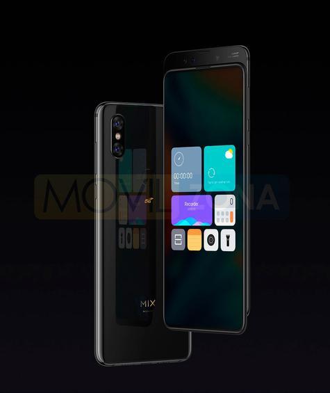 Xiaomi Mi Mix 3 5G Android