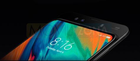 Xiaomi Mi Mix 3 5G bordes