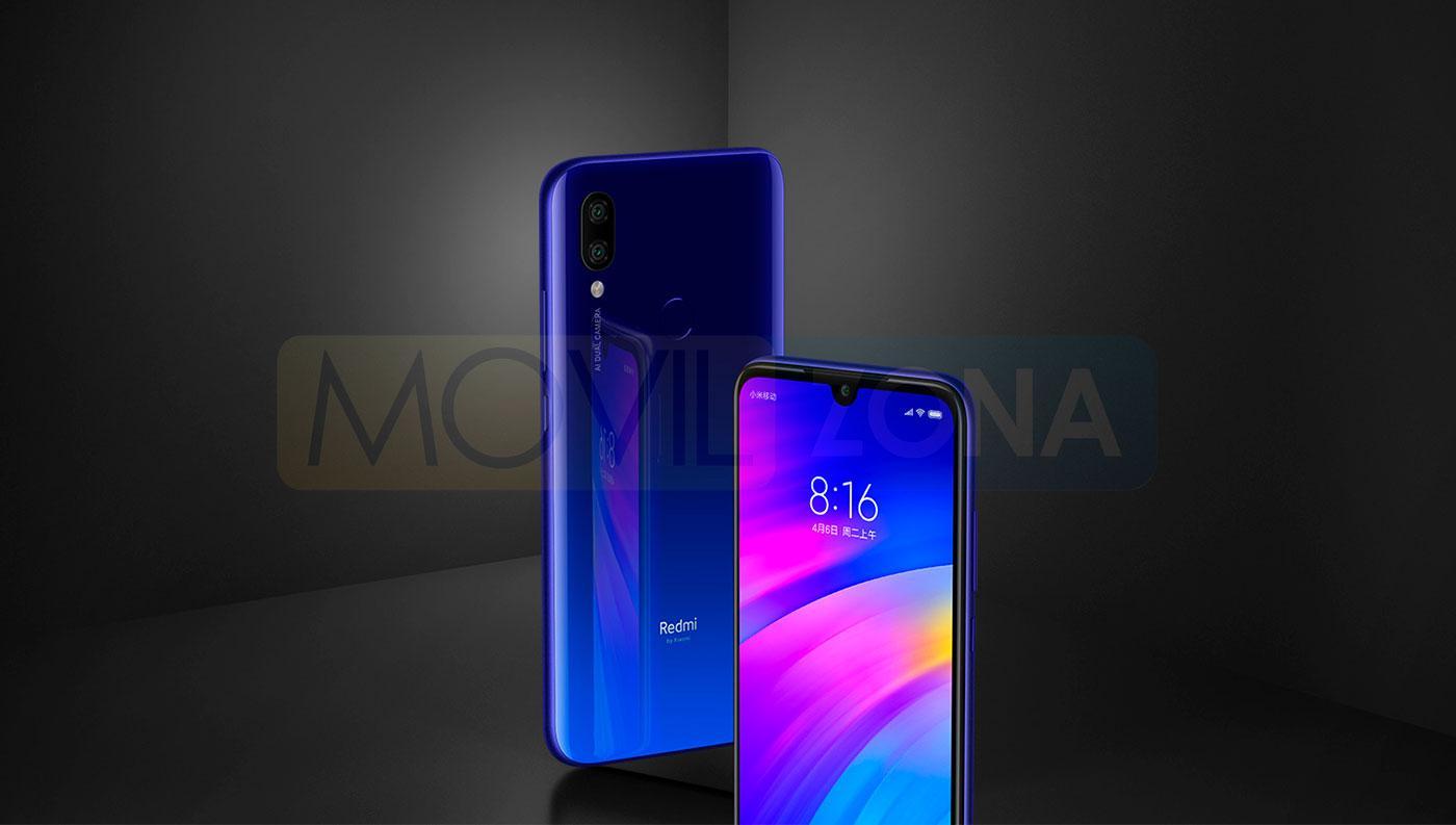 Xiaomi Redmi 7 azul