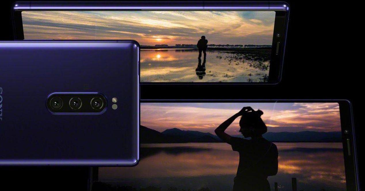 Xperia 1 Sony